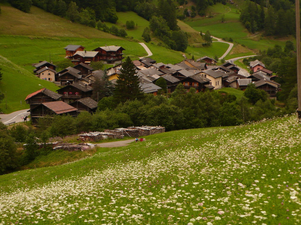 village suisse