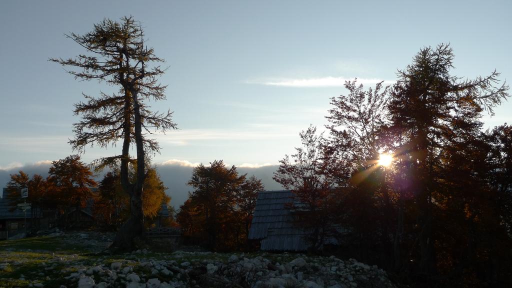 soirée d'autumne