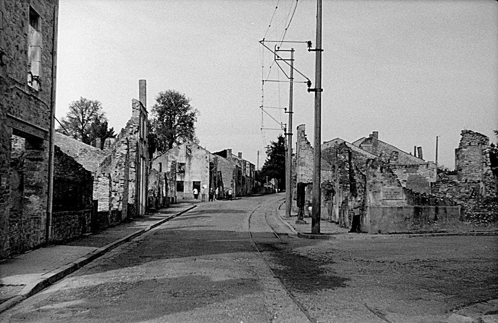 village en ruine