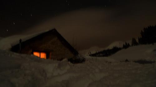 le refuge la nuit