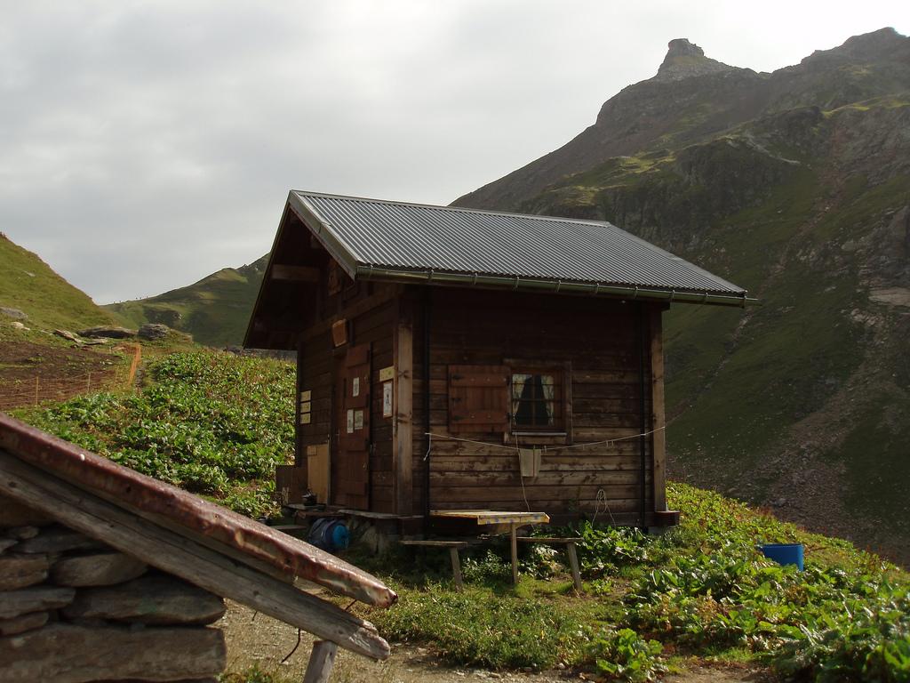 cabane d'un berger