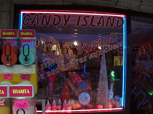 magasin de bonbons à annecy