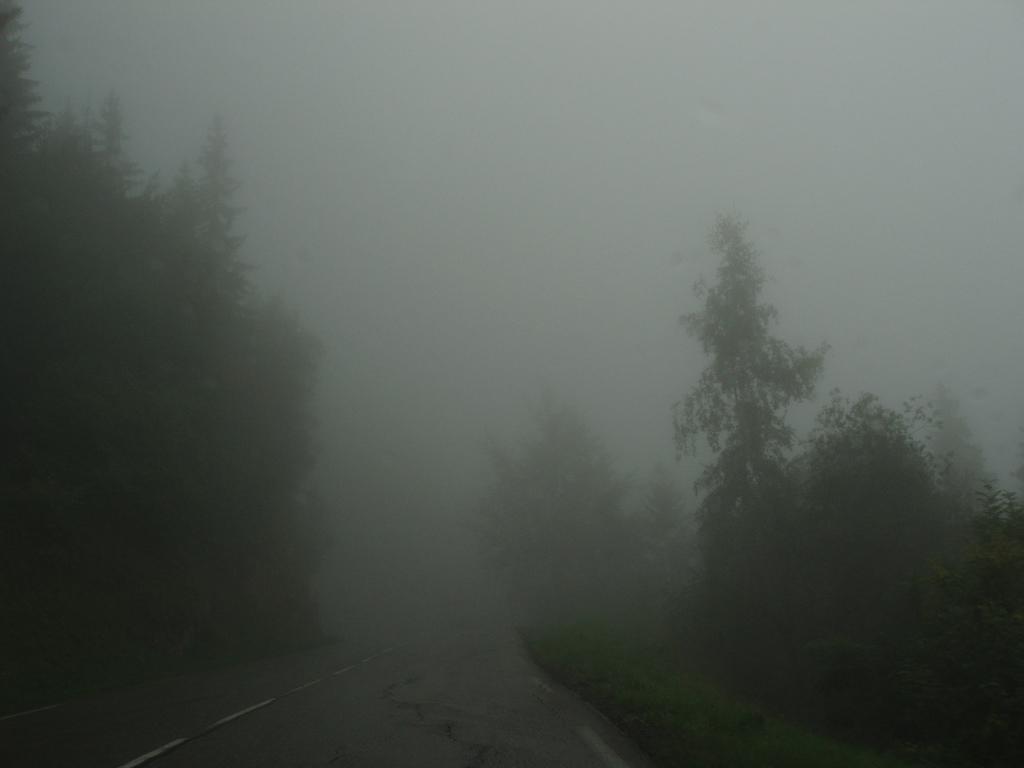 beaucoup de brouillard