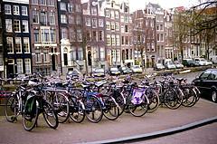 Amsterdam March 2009
