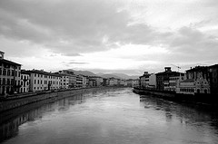 Pisa in december 2008