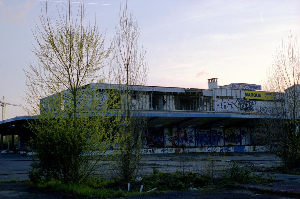 abandonned place