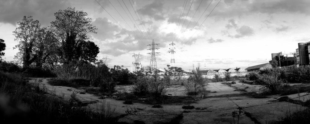 zone abandonnée
