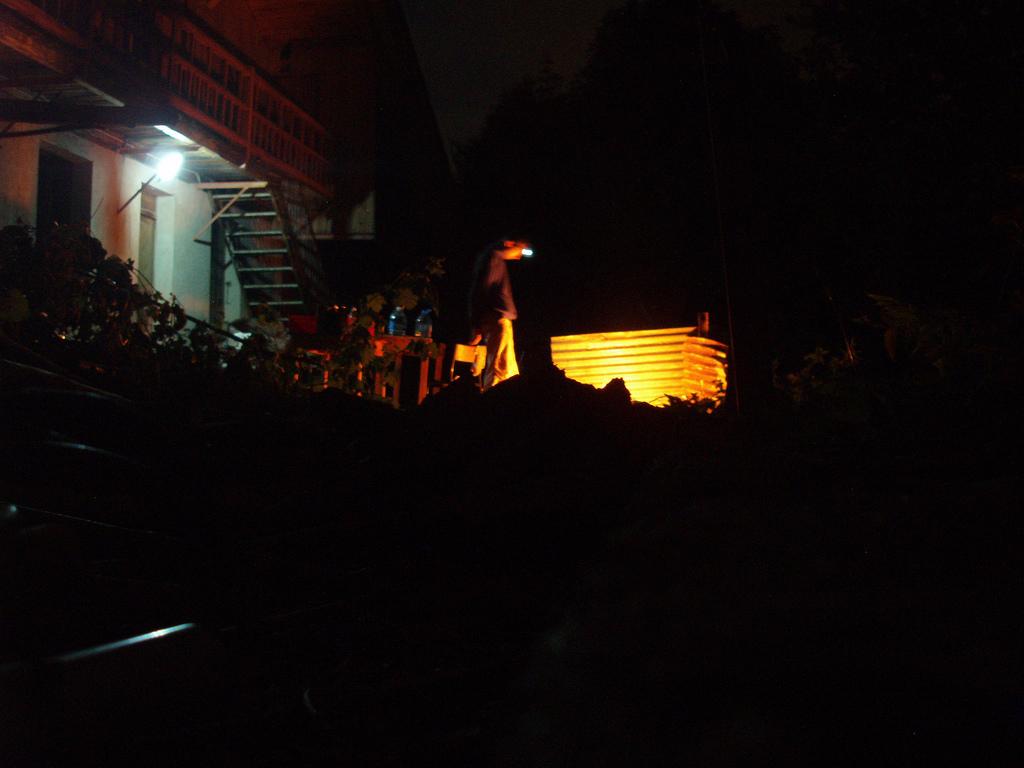 le soir pres du feu