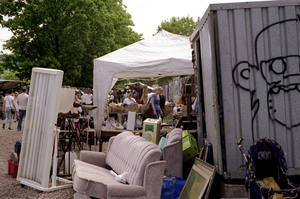 Berlin Flea Market