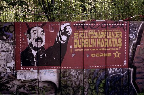 Revolutionary Leader Dursun Karataş