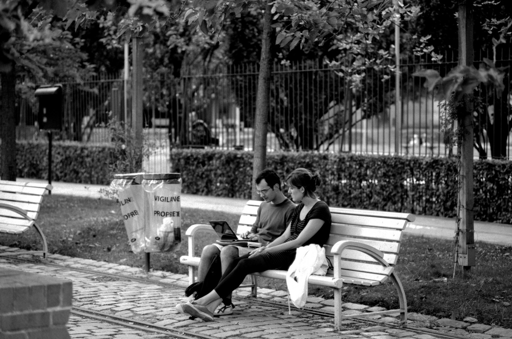 wifi dans les parcs