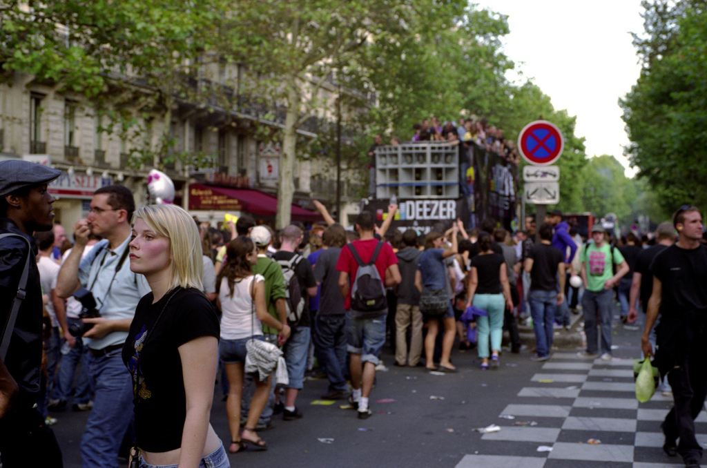 techno parade 2009
