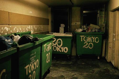 Tokyo Poubelles