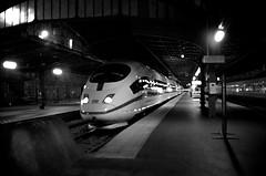 Gare de l'Est at Night