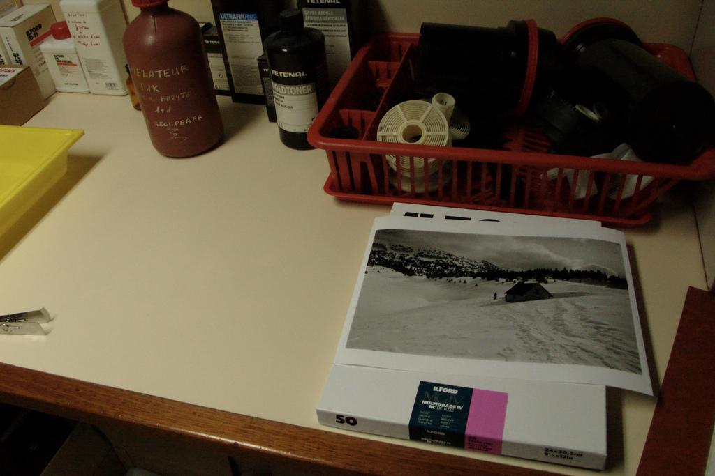making some prints