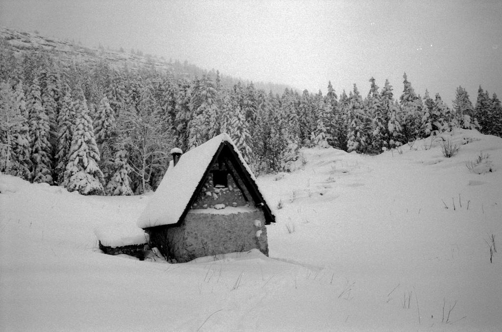 Cabane de Carrette