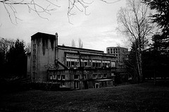 An abandoned sanatorium in Vexin