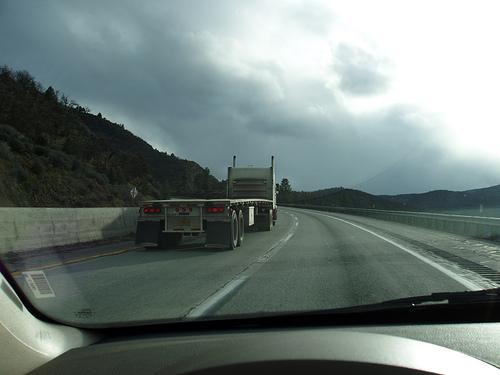 Driving to San Fransisco