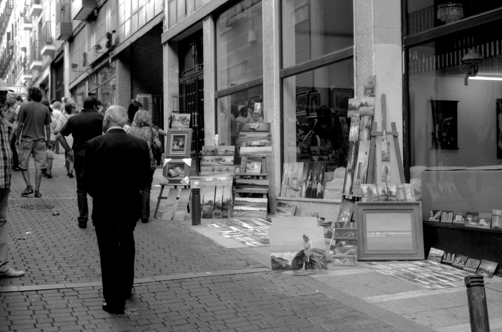Madrid Flea Market