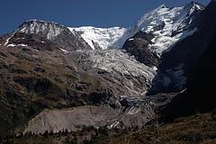 Going to Refuge Plan Glacier