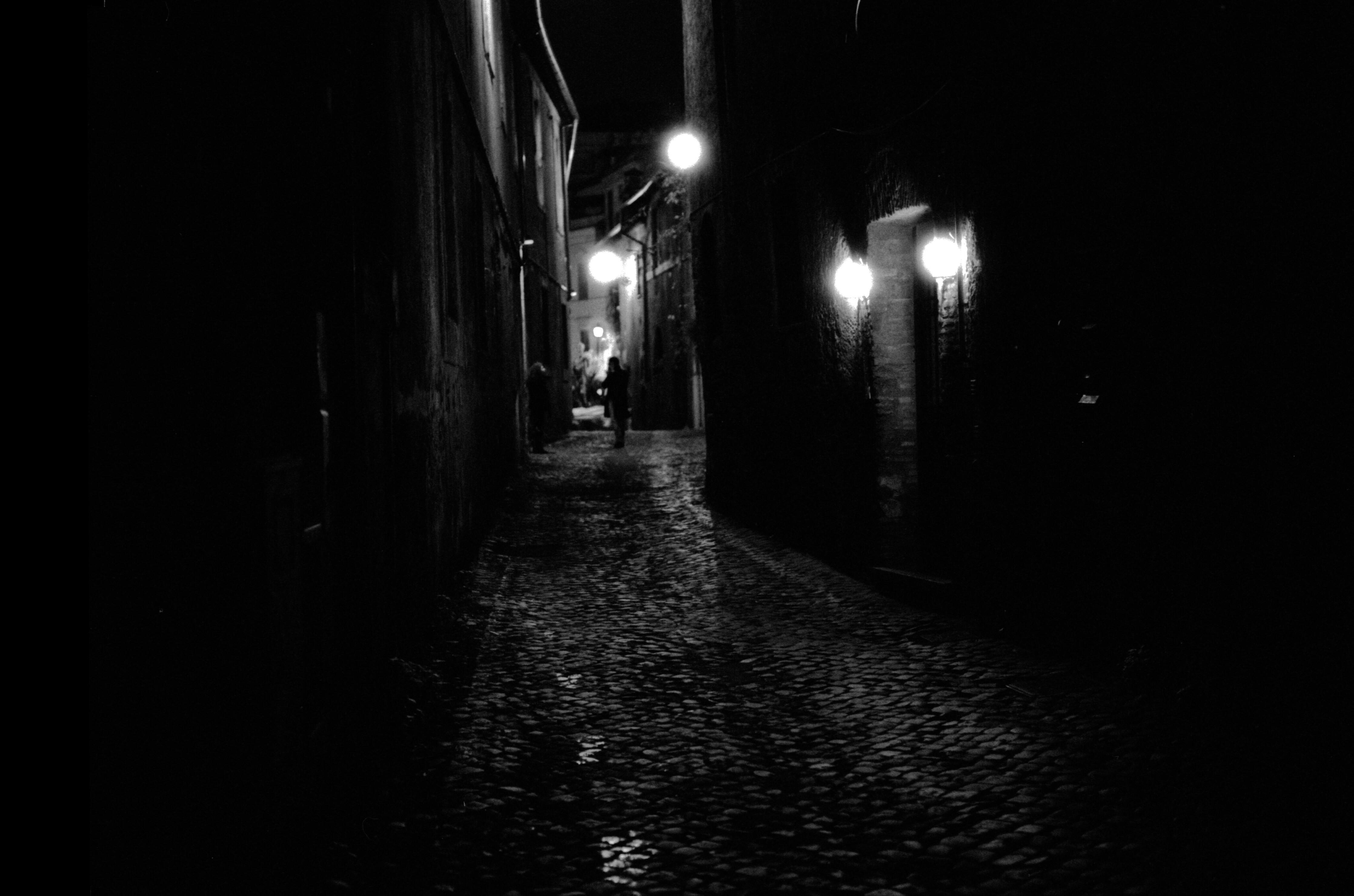 Claustrophobia Photo 5164909725 Dark Street
