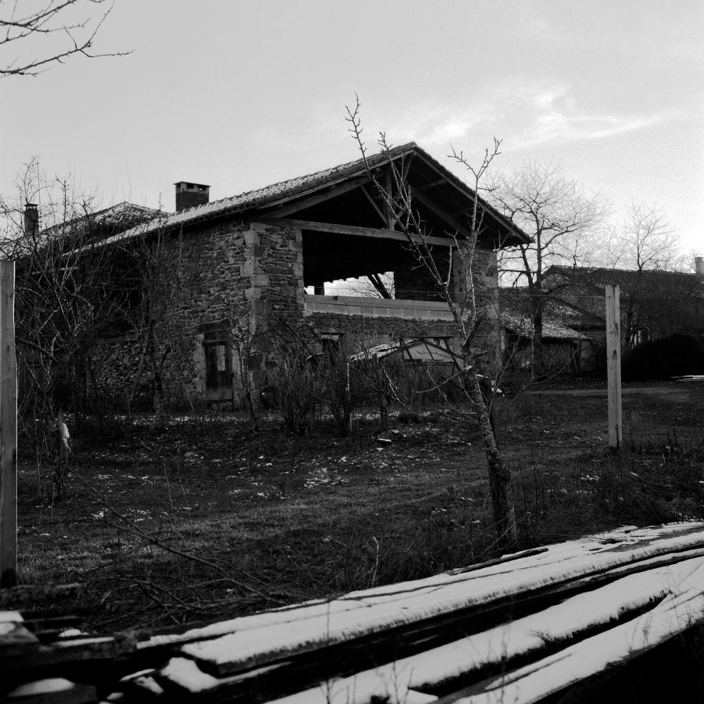 Une grange