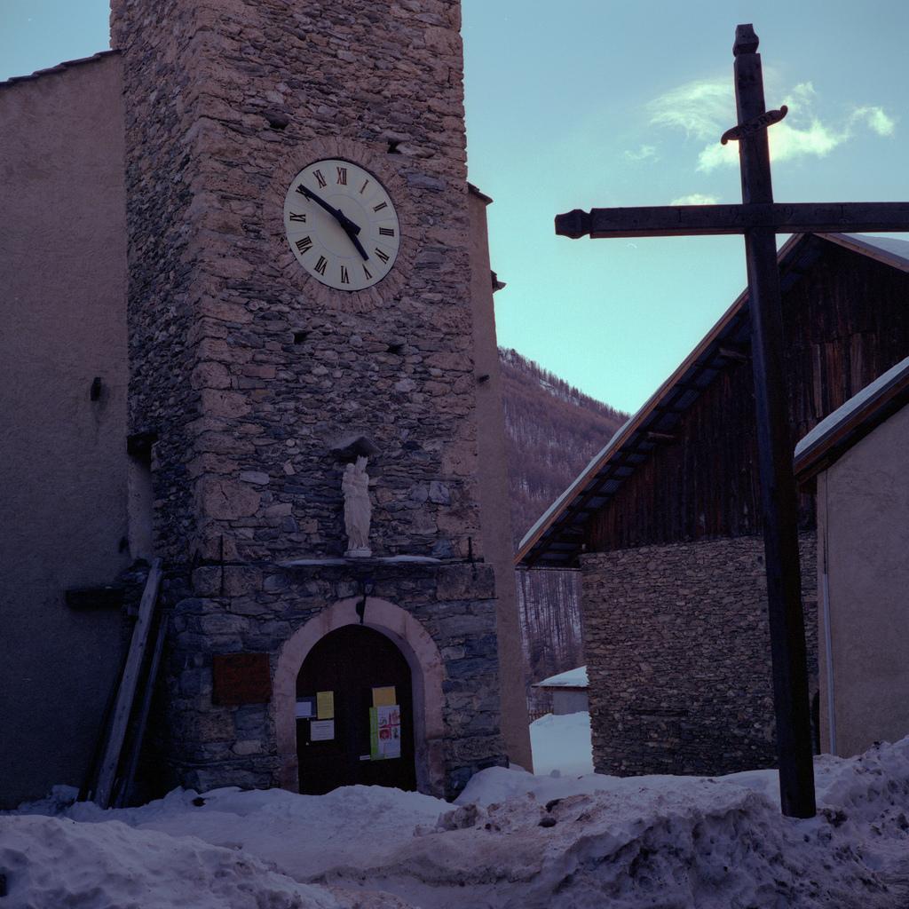 Eglise de Fontgillarde (Queyras)