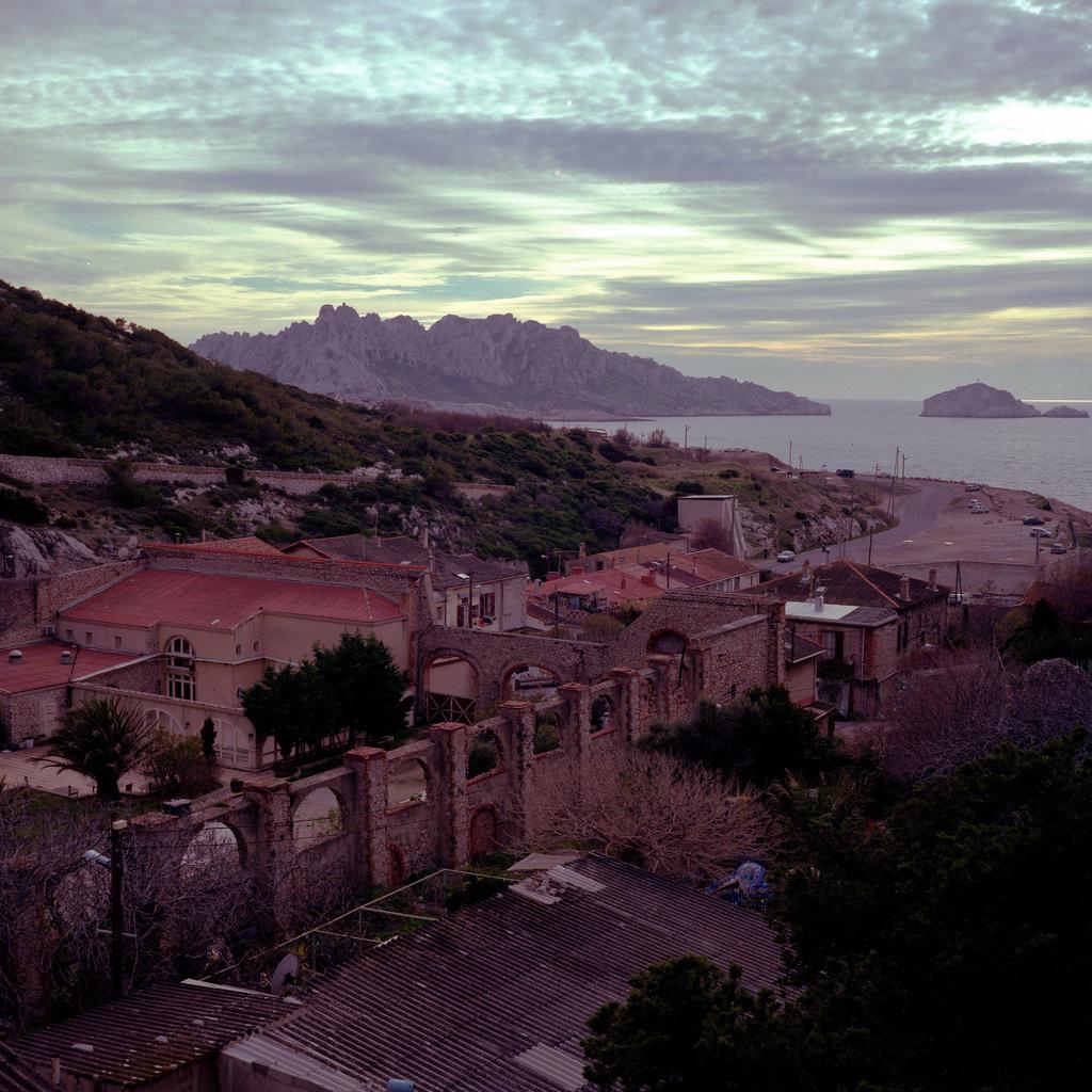 Un endroit pres de Marseille