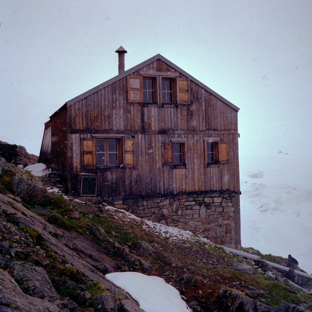 Ancien refuge Albert 1er