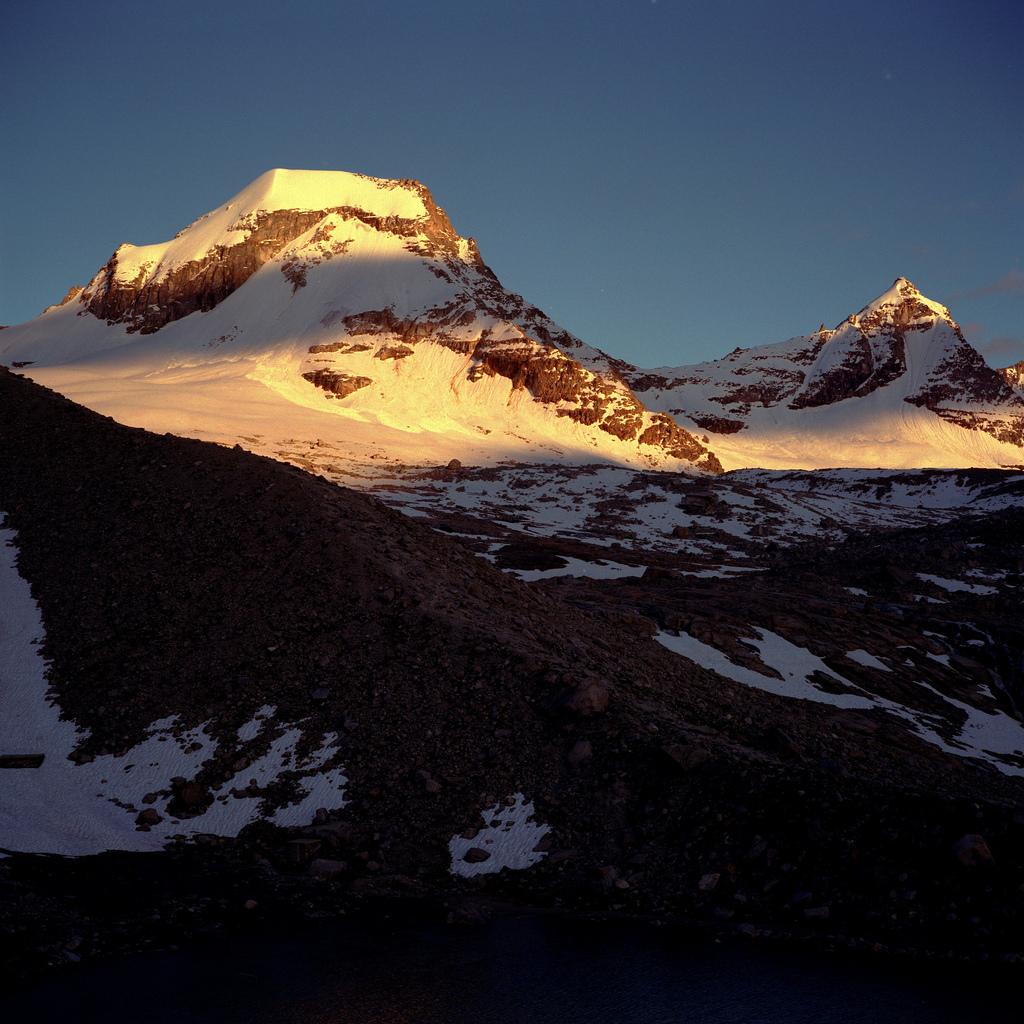 Ciarforon (3642m)