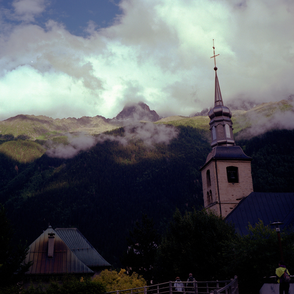 Eglise de Chamonix