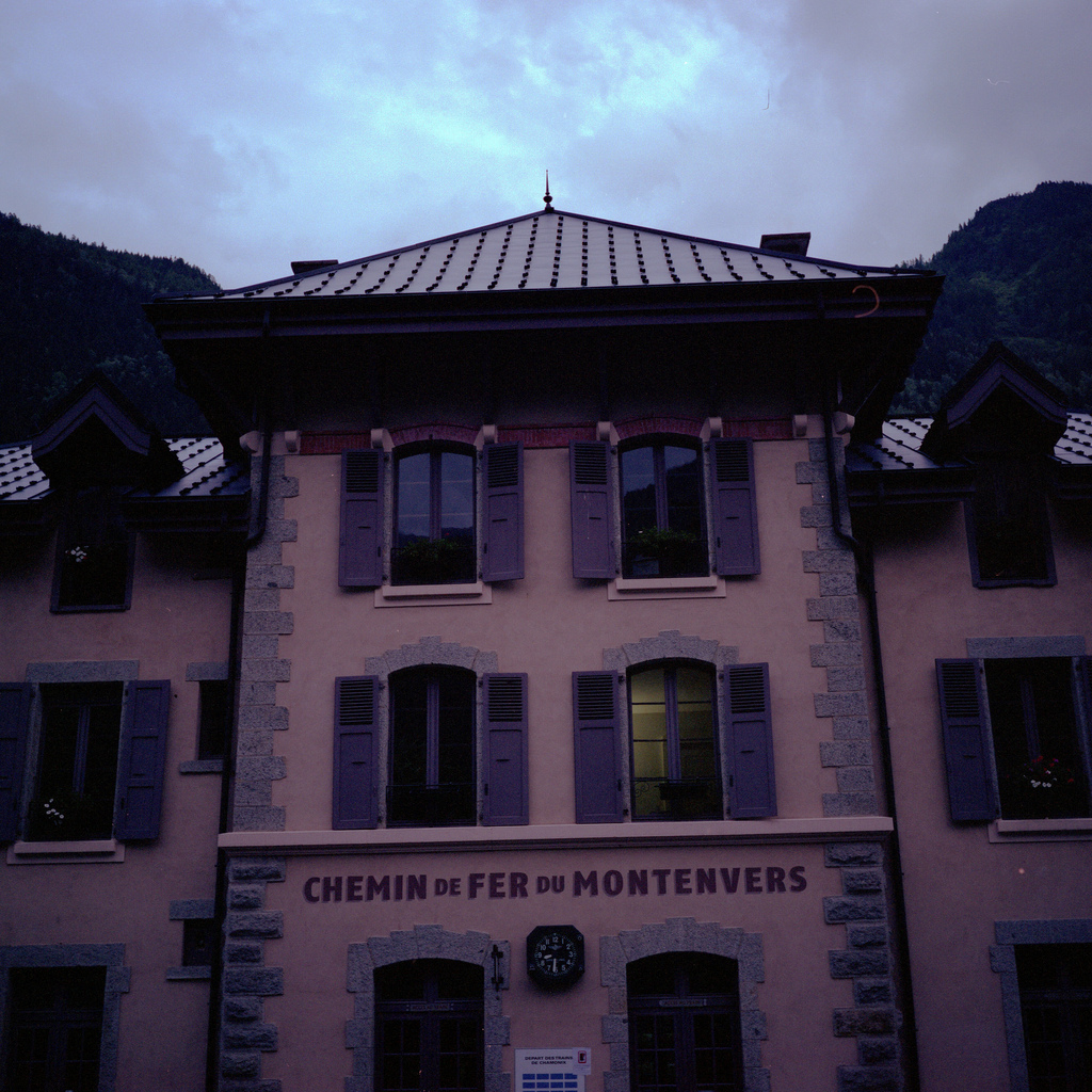 Chemin de Fer du Montenvers