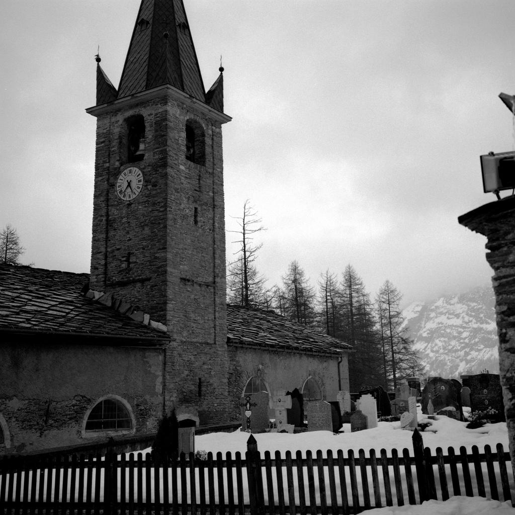 Eglise de Bessans