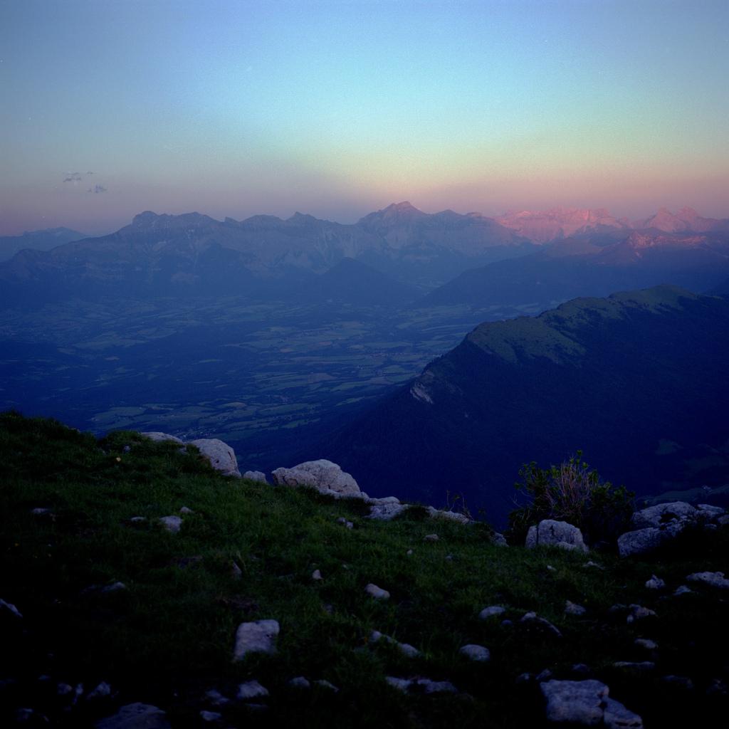 Sommet du Mont Aiguille