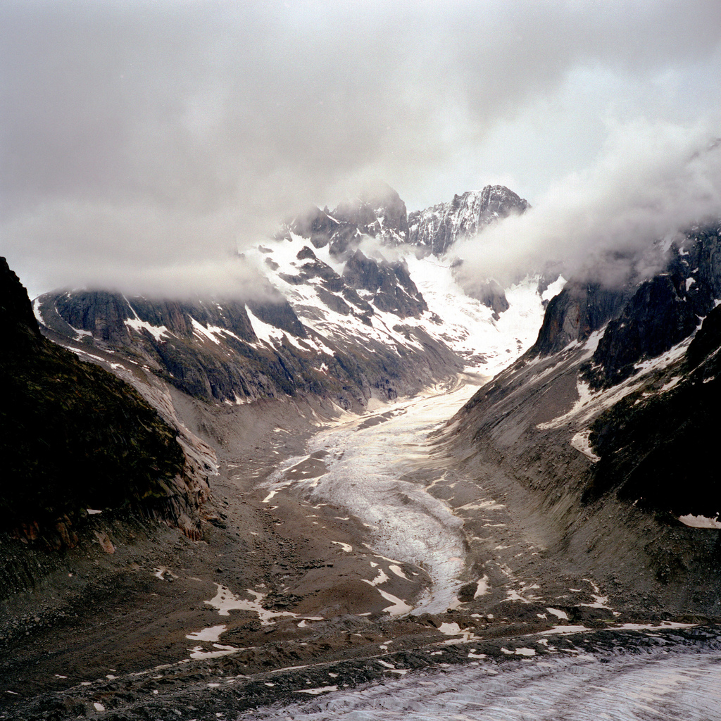 Glacier de Leschaux